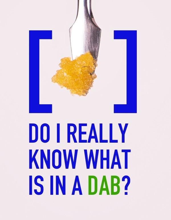 Do I really know what is in a dab